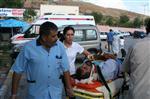 SÜLEYMAN YıLMAZ - Aksaray'da Trafik Kazası: 4 Yaralı