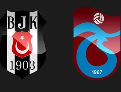 Beşiktaş 2 - 0 Trabzonspor