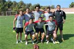 Küçükköy Belediyespor'da Hedef Şampiyonluk
