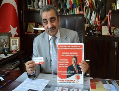 Mhp'li Belediye Başkanından Slogan Uyarısı