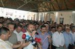 Elazığ'da Suriye ve Mısır'da Ölenler İçin Gıyabi Cenaze Namazı Kılındı