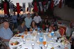 DAVUTLAR - Başkan Altungün, Şehit Aileleriyle İftarda Buluştu