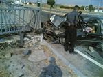 Kırıkkale'de Trafik Kazası: 1 Ölü