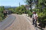 RECEP TURAN - Alaplı Çamlıbel Köyünde Bayram Öncesi Yol Müjdesi