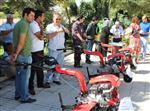 Elazığ'da Çiftçilere Makine Ekipman Desteği Verildi
