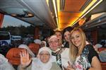 Türkiye'nin İlk Hacı Kafilesi Dualarla Uğurlandı