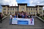 KÜRE KAYMAKAMLIĞI - Küreversiteli Öğrenciler Vali, Bektaş İ Ziyaret Etti