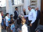 ALİ OSMAN KAHYA - Vali Karaloğlu'ndan İznik'e Ziyaret