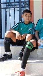 MİNİK FUTBOLCU - 11 Yaşındaki Mustafa'ya Galatasaray Kancası