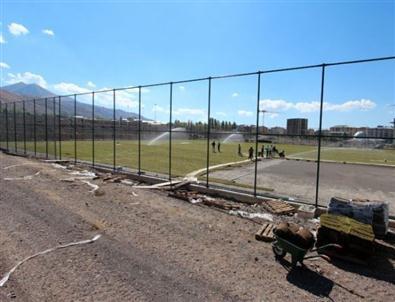 Erzurum Yeni Bir Kimlik Kazanıyor: Futbol Kamp Merkezi