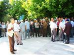 SAFA VE MERVE - Gediz'de 80 Hacı Adayı Dualarla Kutsal Topraklara Yolcu Edildi