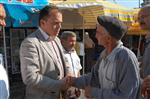 Matlı'dan Harmancık'ta Esnaf Ziyareti
