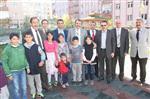 CENGİZ YAVİLİOĞLU - Milletvekili Yavilioğlu ve Başkan Bulutlar, Çalışmaları Yerinde İnceledi