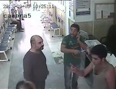 Hastanede Bıçaklı Dehşet