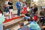 HASAN GÜNDÜZ - İnebolu'da Merdivenler Gökkuşağı Gökkuşağı Gibi Rengarenk Oluyor