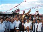 HÜSEYİN ALTINTAŞ - 661. Tarihi Elmalı Güreşlerinin Başpehlivanı Orhan Okulu