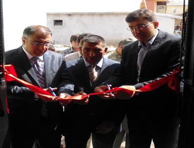 Tebrizcik'te Taziye Evi ve Köy Konağı Açıldı