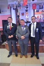 METIN KESKIN - Çerkezköy Şoförler ve Otomobilciler Esnaf Odası Başkanı Yaşar Kuş, Beşinci Kez Güven Tazeledi