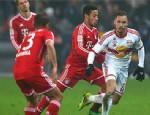 SALZBURG - Bayern'e ağır darbe!