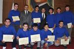 ZEKİ BULUT - Arkeoloji Kursunu Bitiren Gençlere Sertifikaları Verildi