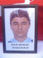 OSMANLI CAMİİ - Polis Memuru Hakkı Bahar Dualarla Yad Edildi