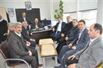 MAHMUT KOÇ - Ticaret Borsası, Viranşehir'e Laboratuar Kuracak