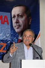 ERDEM ÇENESİZ - Ak Parti'li Uslu'dan Çarpıcı Açıklamalar