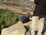 (özel Haber) Tekirdağ'da 4.yüzyıla Ait Kilometre Taşı Bulundu