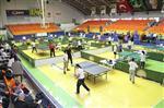 MUZAFFER YıLDıRıM - Akhisar'da İlk Kez Masa Tenisi Turnuvası Yapıldı