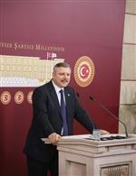 MUHAMMED ÇETIN - Muhammed Çetin, AK Parti'den istifa etti