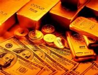 Altın çakıldı, dolar rekora koşuyor