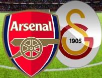 ŞAMPIYONLAR LIGI - Galatasaray Arsenal Maçı Hangi Kanalda?