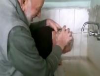 Dedelerin Saç Yıkama Macerası! (VİDEO)