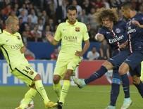 PSG, Barcelona'yı devirdi
