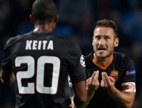 ŞAMPIYONLAR LIGI - Totti tarihe geçti