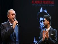 UZUN İNCE BIR YOLDAYıM - Cumhurbaşkanı Erdoğan'dan Aşık Veysel Türküsü