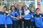 ÇIKRIKÇILAR - Başkan Çerçi'den Şampiyon Takıma Tam Destek