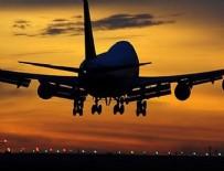 THY UÇAĞI - THY uçağında ebola paniği