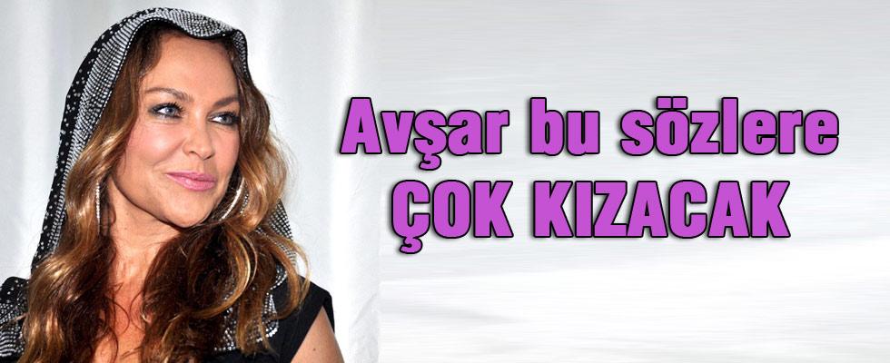 Pakize Suda Hülya Avşar'ı kızdıracak