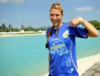 Maria Grbic Osmangazi'ye İmzaladı