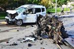 HACETTEPE HASTANESİ - Başkentte Trafik Kazası Açıklaması