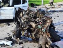 HACETTEPE HASTANESİ - Bir kazadan geriye kalan