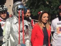 CHP'li Aylin Nazlıka'dan Gökçek'e suç duyurusu