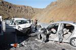 Erzincan'da Trafik Kazası Açıklaması