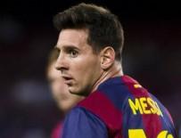 Messi oyundan çıkmayı reddetti