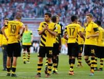 Borussia Dortmund'da kriz