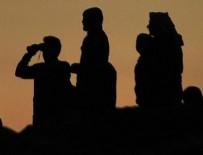 İşte Peşmerge'nin Kobani rotası