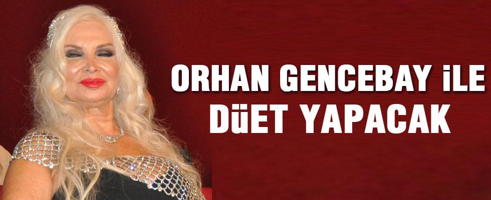 'Orhan Gencebay albümüm için sıfır şarkı yaptı'