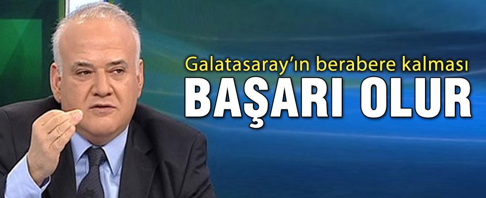 Ahmet Çakar'dan 'Galatasaray' yorumu