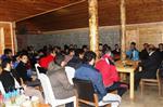 EBRU SANATı - Aytepe'de Gençler Hem Dinlendi Hem Öğrendi